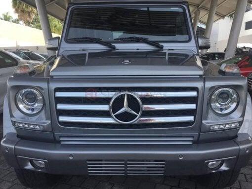Foto Mercedes Benz Clase G 2014 9500