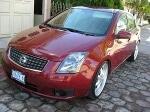 Foto Nissan Sentra II de segunda mano, del año 2007...