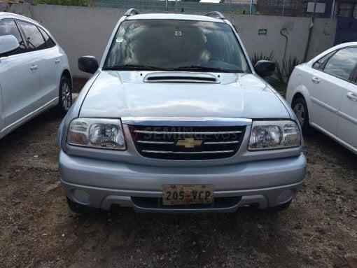 Foto Chevrolet Tracker 2007 1