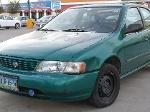 Foto Nissan Sentra 039 97 estandar 1.6 cuatro...