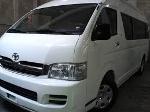 Foto Toyota hiace gl 15 pasajeros toldo alto