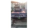 Foto Chevrolet Impala 1969 Factura Y Tarjeton Original