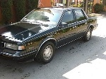 Foto Chevrolet Cutlass Sedán 1993
