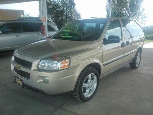 Foto Chevrolet Uplander 2008 91000