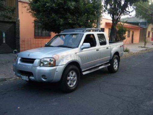 Foto Nissan Frontier 2004 86000