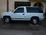 Foto Silverado SUV 1999
