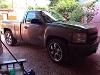 Foto Chevrolet Silverado Gris Ahumado 2007