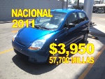 Foto Chevrolet Matiz 2011 Nacional