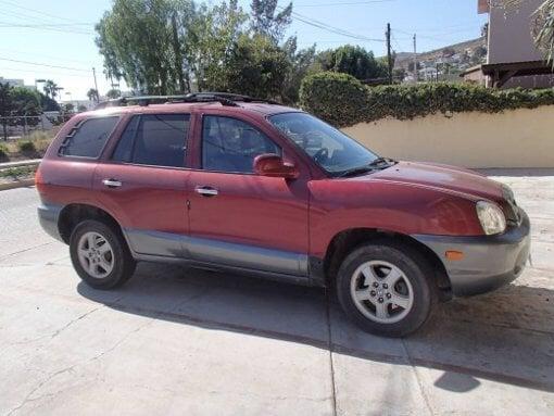 Foto Se vende Hyundai Santa Fe 2004