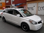 Foto Nissan Quest Special Edition Piel Panoramica