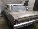 Foto Remato Hermoso Clasico Ford Falcon Sedan 1964,...