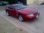 Foto Ford Mustang gt Cupé 1996