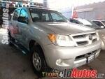 Foto Toyota hilux 4p 2.7 doble cabina sr 2008
