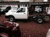 Foto Nissan chasis cabina diésel auto demo -14