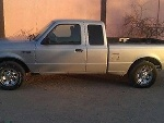 Foto Ford Ranger Familiar 2003