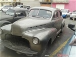 Foto Chevrolet freemaster Sedan 1942