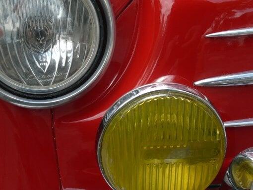 Foto Fiat 600 Transformabile Lusso Prima Serie 1956