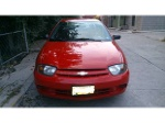 Foto Chevrolet Cavalier 03 Rojo Ecotec 2