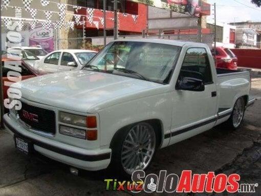 Foto CHEVROLET Silverado 1500 2p 1990 pick up