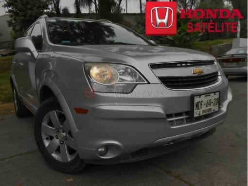 Foto Chevrolet Captiva Sport 2009 108000