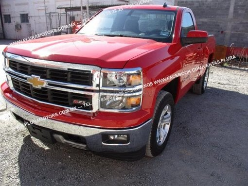 Foto Chevrolet Cheyenne Pick Up 2014 38000