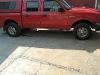 Foto Ford Ranger doble cabina roja D. F