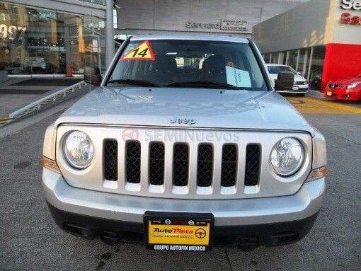 Foto Jeep Patriot 2014 55426