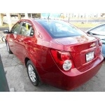 Foto Chevrolet Sonic 2013 Gasolina 40600 kilómetros...