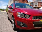 Foto Chevrolet Sonic Ltz 2012