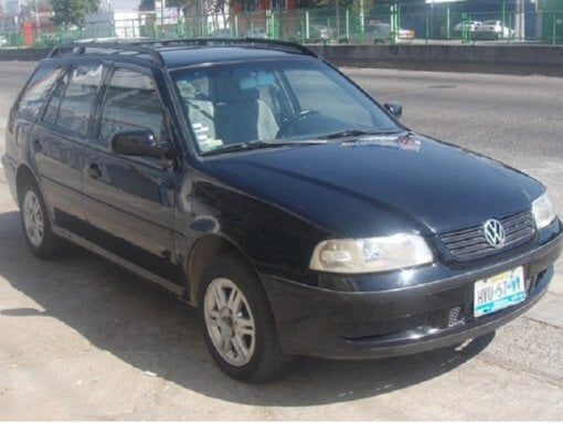 Foto Volkswagen Pointer Vagoneta Comfortline modelo...