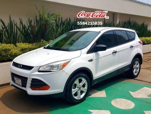 Foto Coca cola vende ford escape