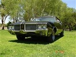 Foto Oldsmobile CUTLASS SUPREME Hardtop 1971
