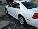 Foto Ford Mustang 2002