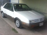 Foto Remato Chrysler Shadow 1989