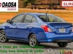Foto Estrena con mensualidades bajas tu Nissan Versa...