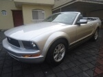 Foto Ford Mustang Convertible V6 Automatico Piel,