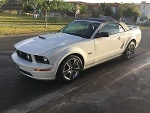 Foto Ford Mustang convertible 2008