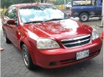 Foto Optra Chevrolet 2009 Manual con Aire