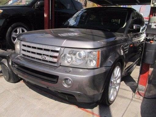 Foto Land Rover Range Rover Sport 2007 0