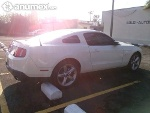 Foto Mustang Vip V8 Piel 2012