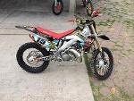 Foto Motocross Honda Cr 250 2007