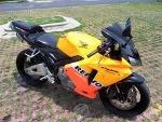 Foto Honda CBR 600RR -05