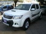 Foto Atracita Remata 4 Camionetas Toyota Hilux 2013
