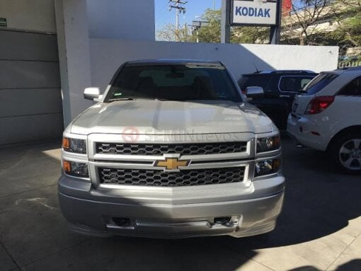 Foto Chevrolet Silverado 2500 Pick Up 2015