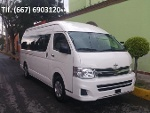 Foto Toyota Hiace GL 15 pasajeros 2013