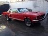Foto Mustang Convertible 1966