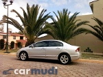 Foto Honda Civic 2007, Color Plata / Gris, Estado De...