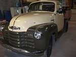 Foto Chevrolet Apache 3100. ¡Impecable¡camión 1950