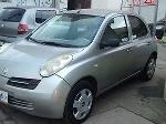 Foto Nissan Micra Sedán 2005