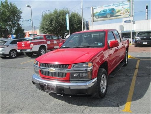 Foto Chevrolet colorado lt doble cabina